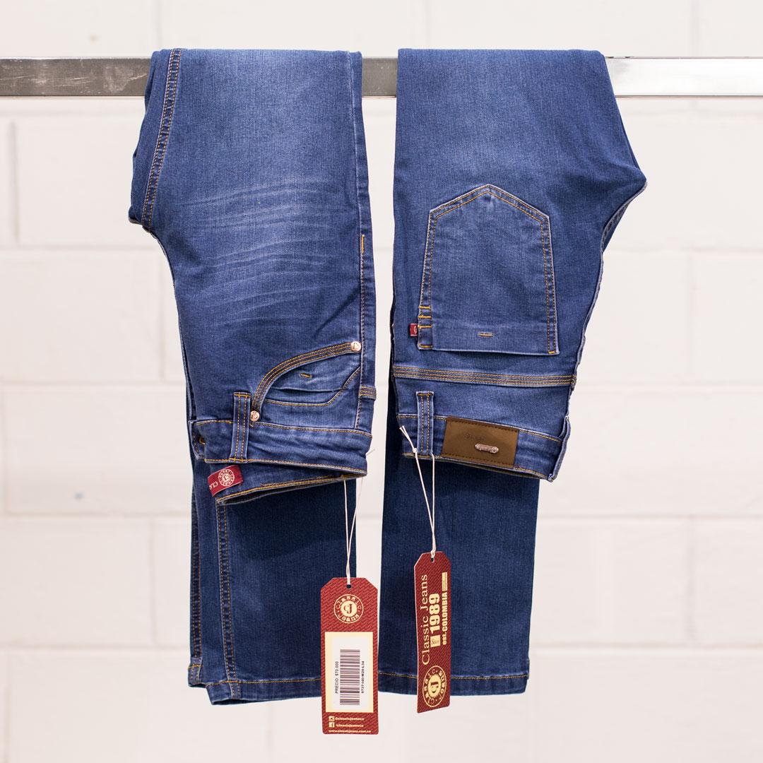 JEANS URBANO » Classic Jeans Ropa para Hombre y Mujer b08e1b102a1b