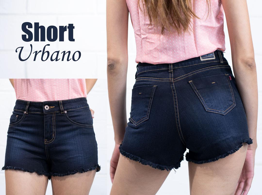 61886f2ccf03f SHORT TIRO ALTO » Classic Jeans Ropa para Hombre y Mujer