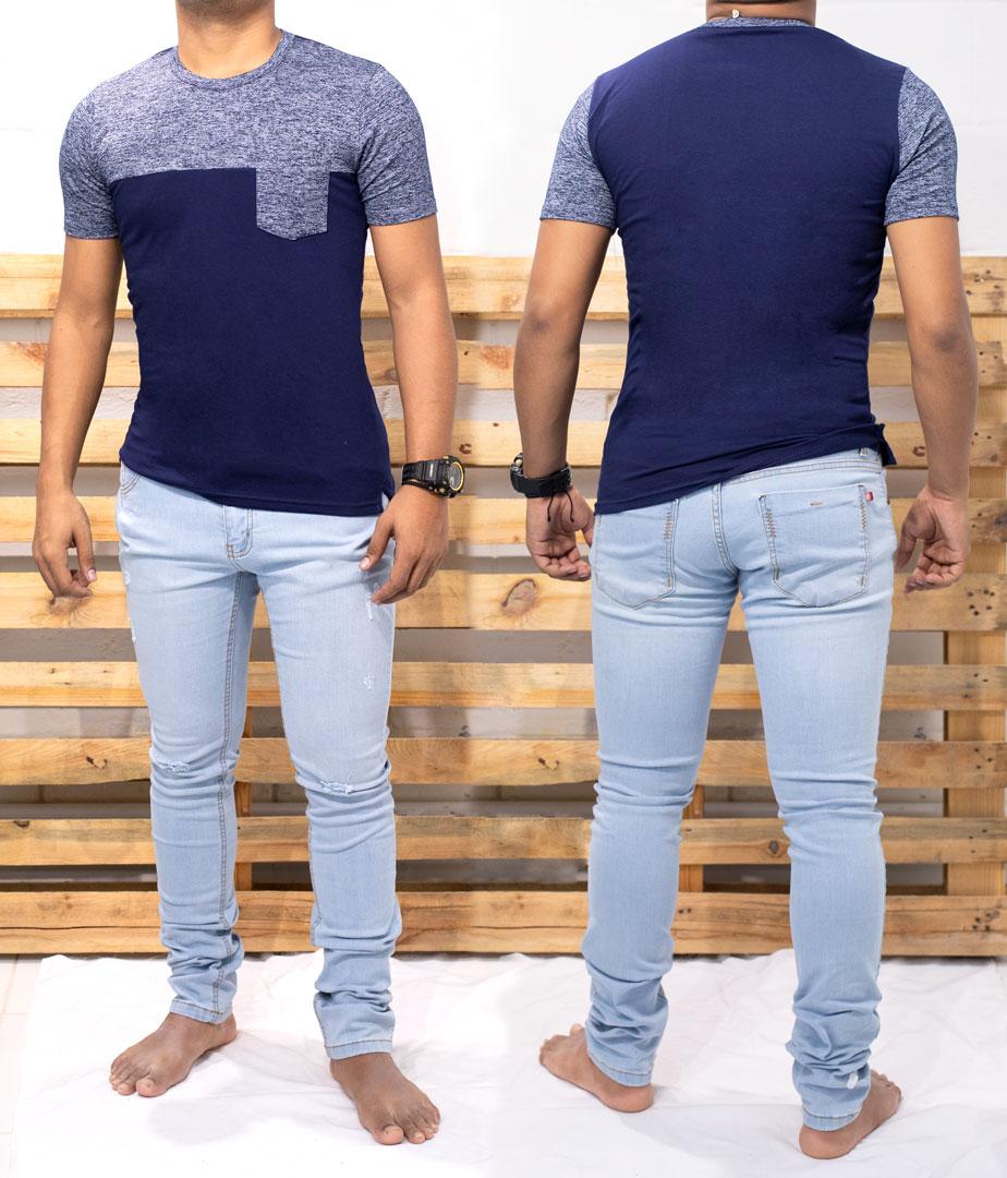 CAMISETA URBANA » Classic Jeans Ropa para Hombre y Mujer 16d486f7ed17