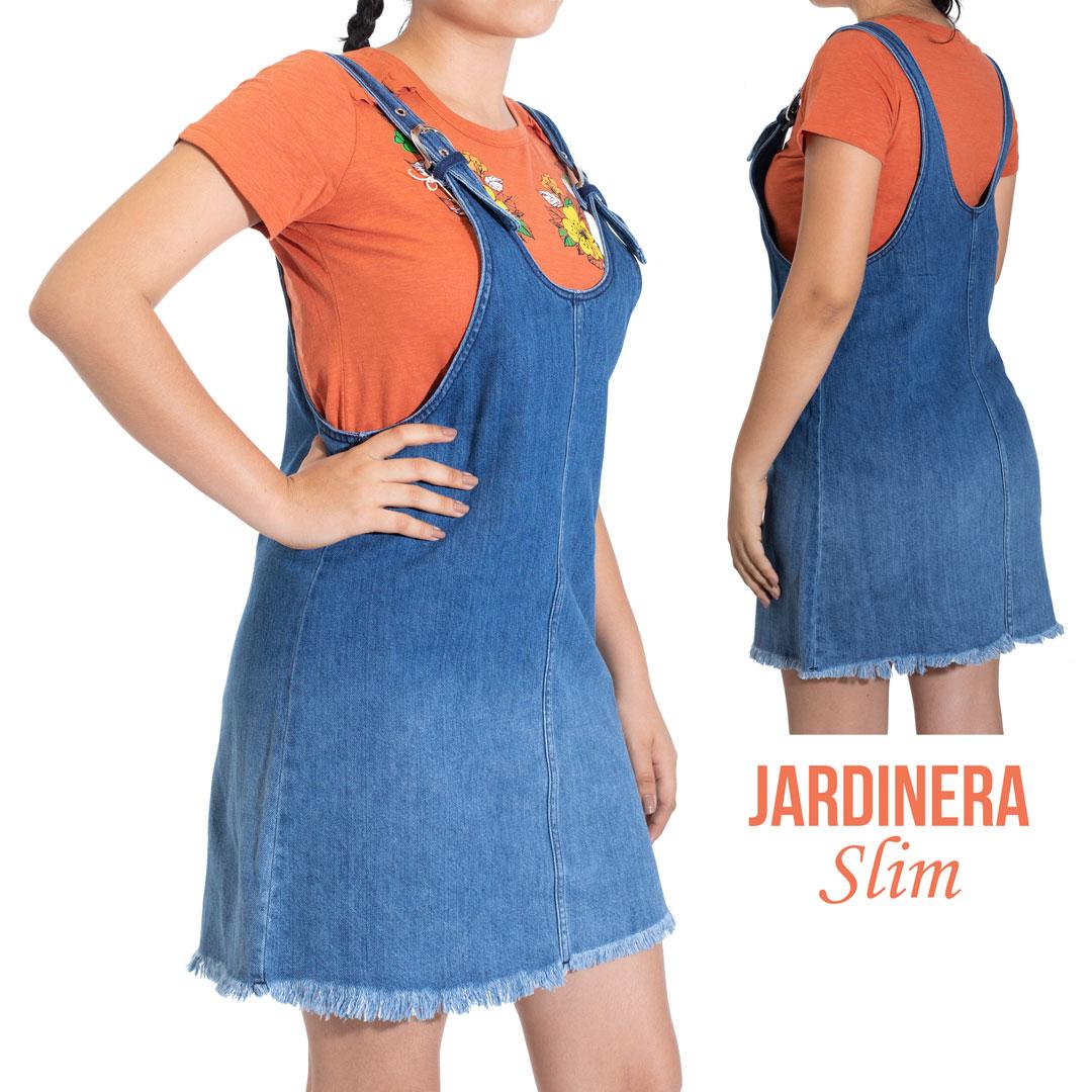 JARDINERA SLIM URBANA » Classic Jeans Ropa para Hombre y Mujer 1e3c10a223ac